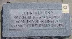 John Heyrend