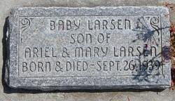 Baby Boy Larsen