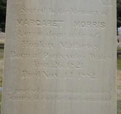 Margaret <I>Morris</I> Mathews