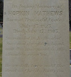 Hopkin Mathews, Sr