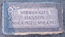 Norman Glen Hanson