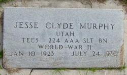 Jesse Clyde Murphy