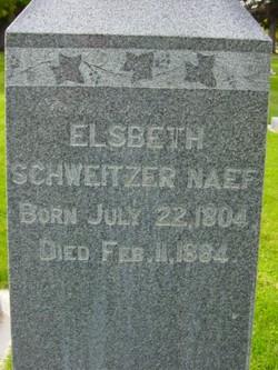 Elizabeth <I>Schweitzer</I> Naef