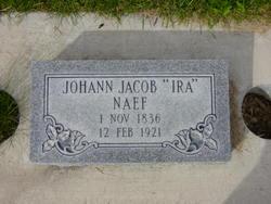 "Johann Jacob ""Ira"" Naef"