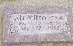 John William Kresie