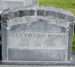 Ella Pauline Neddo