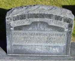 Annie Marion Neddo