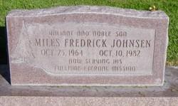 Miles Fredrick Johnsen