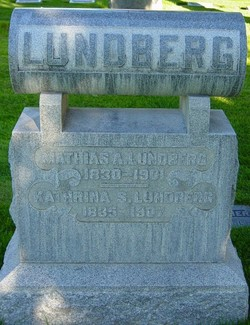 Katherine <I>Smith</I> Lundberg