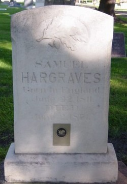 Samuel Hargraves
