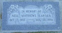 Neil Mathews Larsen