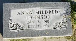 Anna Mildred <I>Abersold</I> Johnson