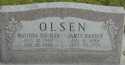 Melinda <I>Bauman</I> Olsen