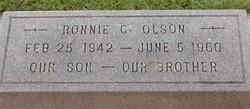 Ronnie Clyde Olson