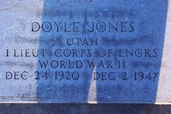 Doyle Jones