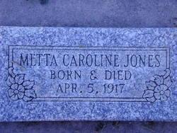 Metta Caroline Jones
