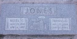 Thomas Gibbs Jones