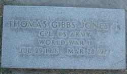 Thomas Gibbs Jones, Jr