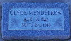 Clyde Mendelkow