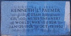 Kenneth Leon Palmer