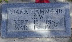 Diana <I>Hammond</I> Low