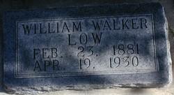 William Walker Low