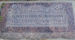 Donna Hammond Maughan