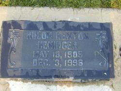 Rulon Kenton Heninger