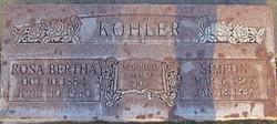 Simeon Kohler