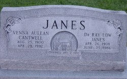 Venna Aulean <I>Cantwell</I> Janes