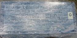 Mary Ann <I>Lanz</I> Hochstrasser