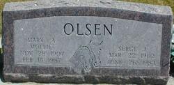Serge James Olsen