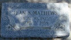Jean <I>Sant</I> Mathews