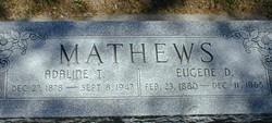 Eugene Denton Mathews