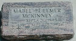 Mabel Christine <I>Fullmer</I> McKinney
