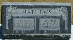 Eliza <I>Smith</I> Mathews