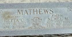 Newel Morris Mathews