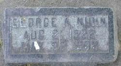 George Albert Nuhn