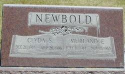 Clyda <I>Seegmiller Robison Newbold</I> Jensen