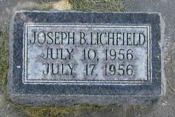 Joseph Browning Lichfield