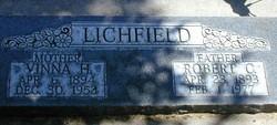 Robert Clarence Lichfield