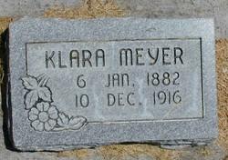 Klara Maria Meyer