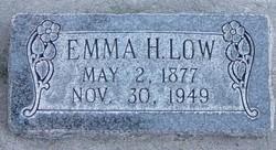 Emma Matina <I>Hansen</I> Low