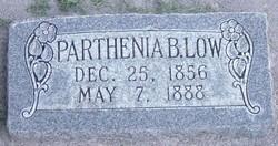 Parthenia Amanda <I>Blair</I> Low