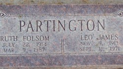 Ruth Folsom Partington
