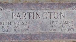 Leo James Partington
