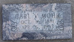 Carl Valentine Mohr