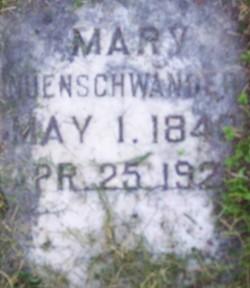 Mary Neunschwander