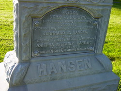 Waldemar Edward Hansen