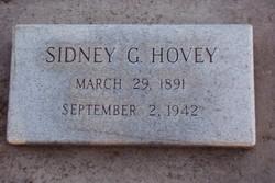 Sidney Goodrich Hovey